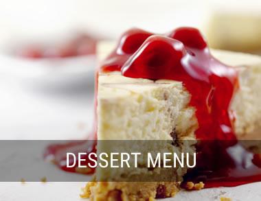 Loft 56 Dessert Menu