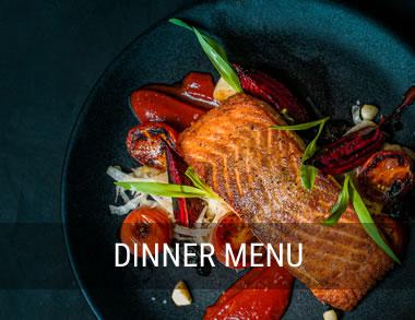 Loft 56 Dinner Menu