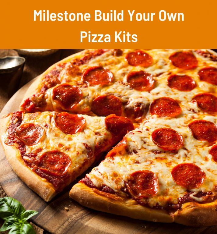 Build Your Own Pizza Kits